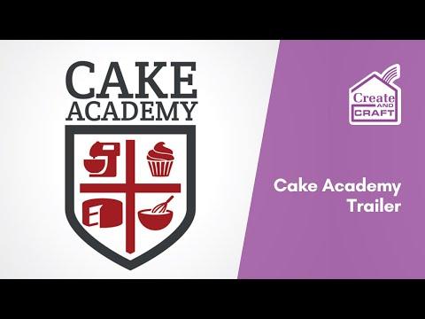 Cake Academy on Create and Craft