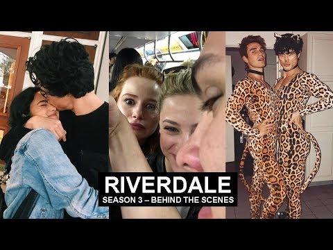Riverdale Season 3 | Instagram Behind The Scenes Part II