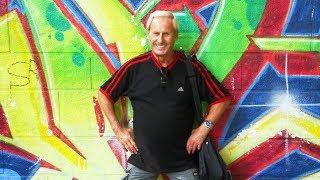 Удивительная жизнь немецкого пенсионера.  Fit wie ein Turnschuh mit  76