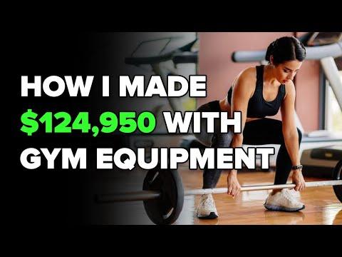 2019 Passive Income Ideas - Gym Equipment