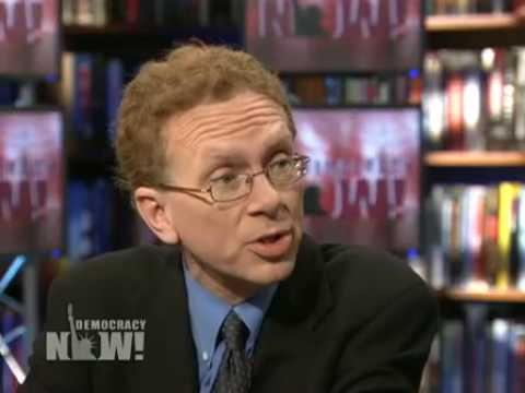 """Robert McChesney and John Nichols on The Death and Life of American Journalism"""" 1 of 3"""