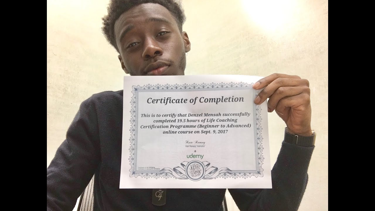 I am now certified in life coaching youtube i am now certified in life coaching 1betcityfo Images