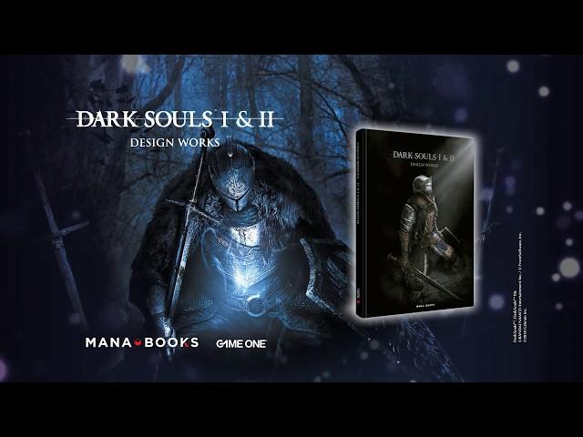 Darksoul I & II - artbook officiel