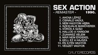 Sex Action: I. - REMASTER (Full album) - 1992/2018.