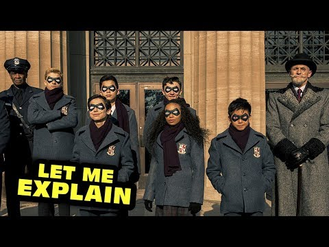 The Umbrella Academy Explained in 18 Minutes