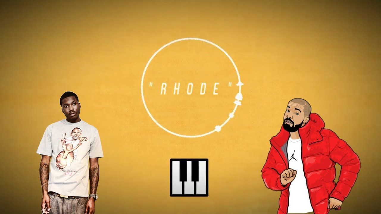 """*FREE FOR PROFIT* Meek Mill x Drake Type Beat """"Rhode"""" (Prod by William Beats)"""