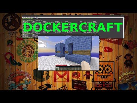 DockerCraft