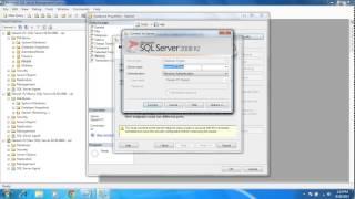 Бази даних SQL-сервера дзеркального відображення з простих кроки (відео)