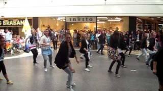 Flashmob Touchee Hoogcaterijne Utrecht