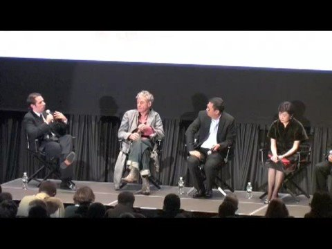 ASHES OF TIME REDUX @ NYFF - Q&A with Wong, Doyle, Lin 3/3