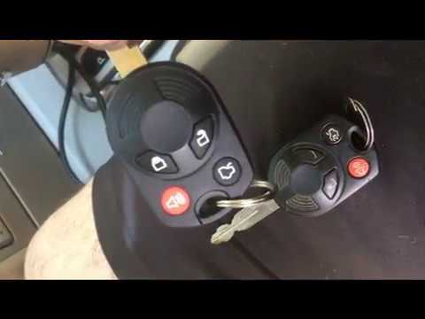 Ford Lincoln Mazda MKZ 2007 delete keys add new keys with forscan and an  ELM327 Modified 40bit