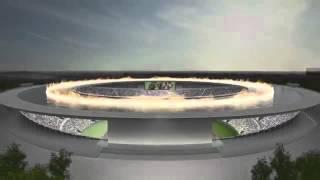 Tokujin Yoshioka reveals alternative vision for Tokyo Olympic stadiumbajaryoutube com