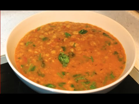Chana Dal Recipe | Split Bengal Gram Lentil Recipe | Chana Dal Fry |  Dal Recipe | Chane ki Dal