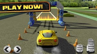 3D Real Test Drive Racing Parking Game GamePlay