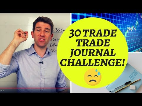 How To Create A Trading Journal & Find Your Edge In The Markets ✊