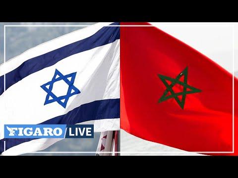 🔴 Le Maroc Et Israël Saluent Accord De Normalisation «HISTORIQUE»