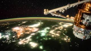 ISS Timelapse - Asian fishing boats & double USA night pass (20/21/23 Settembre 2015)