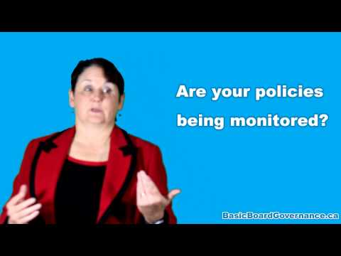 Are your policies being monitored?