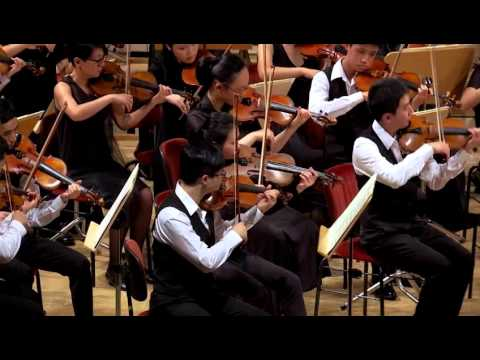 Guangzhou Symphony Youth Orchestra Jasmine Flower GSYO @Berlin