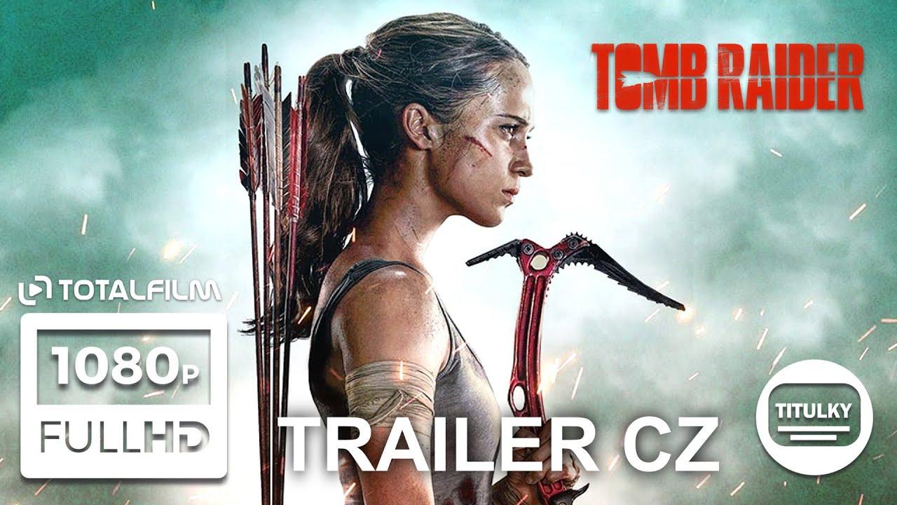 Tomb Raider (2018) CZ HD trailer