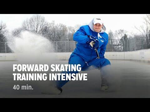 iTrain Hockey Forward Skating Training Intensive – Train The Trainers + Practice Plan