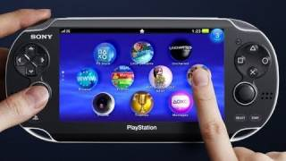 Gizmo - Sony NGP First Look - PS Vita