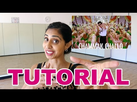 Chammak Challo (Ra One)| How to Bollywood Dance | ShahRukh Khan | Kareena Kapoor