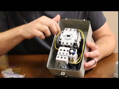 How To Install A Magic Starter  Air Compressors