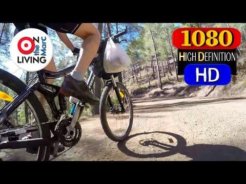 MTB Biking Paphos Forest CYPRUS GoPro Hero 4 Black Feiyu-Tech G4 Gimbal
