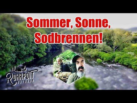 Sommer, Sonne, Sodbrennen! - 3/3 - Grillen am Fluss mit Ruhrpott Outdoor