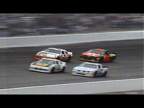 1992 Nascar Winston Cup Motorcraft 500 At Atlanta Youtube