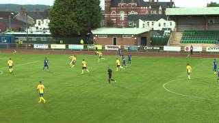 PRE-SEASON HIGHLIGHTS: BARRY TOWN 0-3 CARDIFF CITY DEVELOPMENT