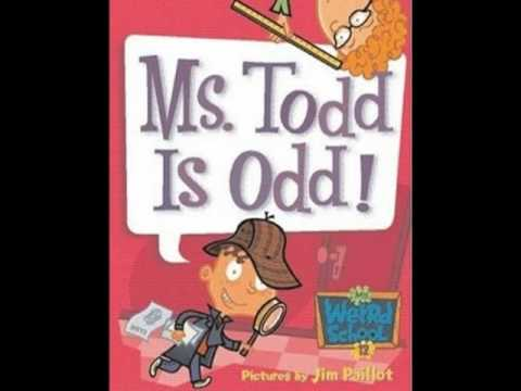 Book Trailer: Ms. Todd is Odd! - YouTube