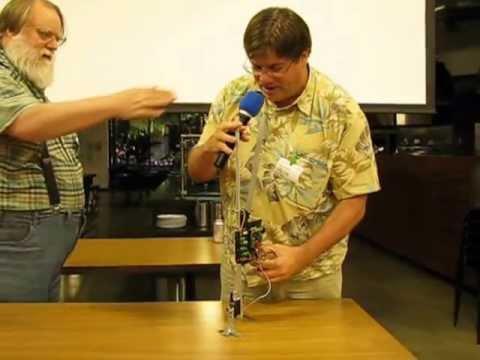 Home Brew Robotics Club Meeting - May 2013 - Show & Tell
