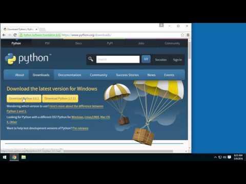 Installation on Windows — Arcade 2 0 9 documentation