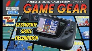 Sega Game Gear   Gescнichte   Spiele   Faszination