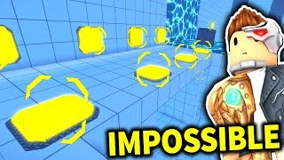 This Flood Escape 2 map is IMPOSSIBLE to beat SOLO?! *OVER 100 BUTTONS!* (Roblox)