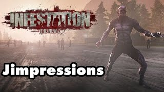 INFESTATION: THE NEW Z - Looks A Lot Like The Old Z