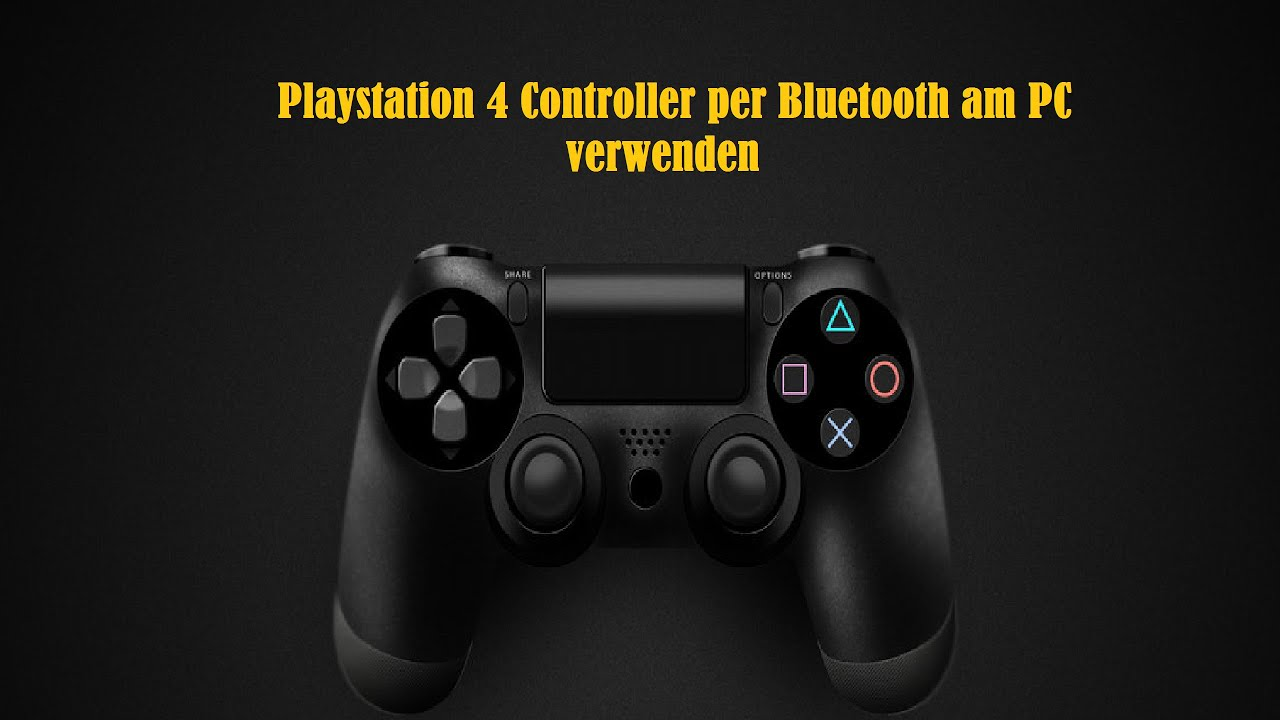 Ps3 Controller Am Pc
