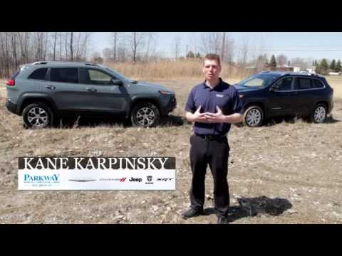 2014 JEEP CHEROKEE REVIEW - PARKWAY CHRYSLER DODGE JEEP RAM