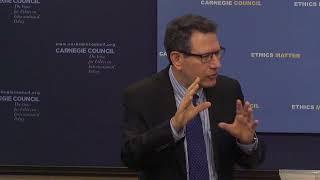 Robert D. Kaplan: Competition Between China & India
