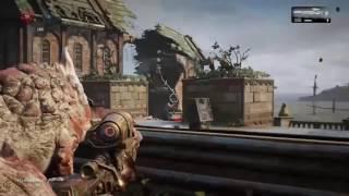Gears of war 4 Multiplayer - Headshot Montage Longshot Sniper/Embar Part 1