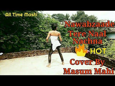Nawabzaade : TERE NAAL NACHNA Song | Feat Athiya Shetty | Badshah | Sunanda S | Raghav Punit Darmesh