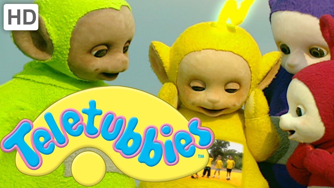 Teletubbies Colours Yellow Full Episode Youtube