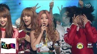 SBS 인기가요 Inkigayo 764회(Ep.764) 2014-03-30 공식홈페이지 : http:...