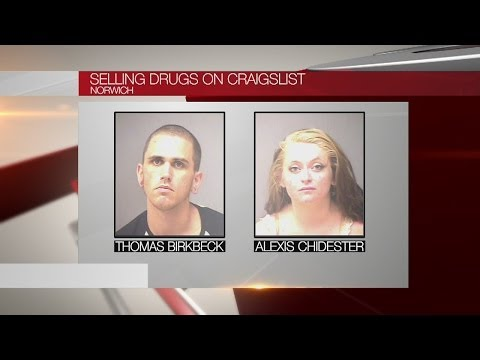Dangers of buying from Craigslist in wake of Norwich drug bust