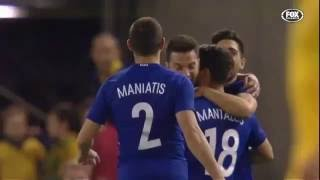 Australia vs Greece 1-2 Goals & Highlights 07/06/2016