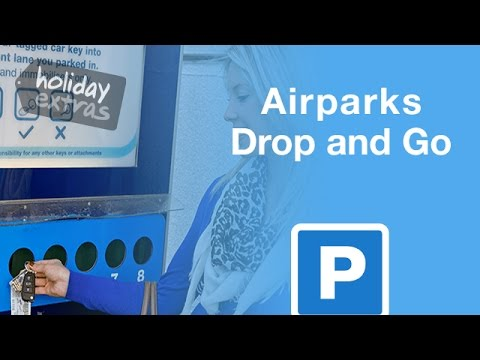 Birmingham Airport Airparks Drop and Go Parking Review | Holiday Extras