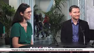"""Défis urbains - Projet lauréat """"Voyage à Gagarine"""" (Ivry-sur Seine)"""