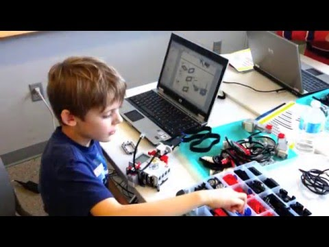 Juniotech Robotics Classes, Summer Camps and Workshops in Calgary